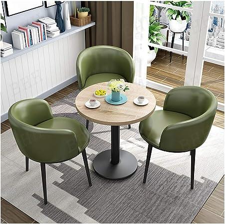 Café À Manger Ensemble Table Et Chaises 4, Table Ronde en ...