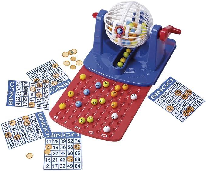 PlayGo - Juego bingo (9006): Amazon.es: Juguetes y juegos