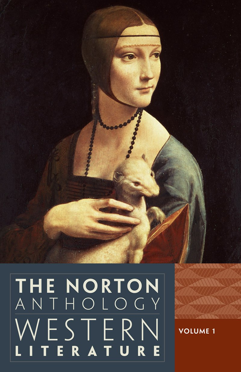 The Norton Anthology of Western Literature, Vol. 1 by W. W. Norton & Company