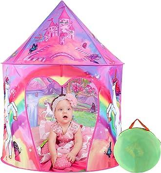 Jouets De Licorne Pour Filles   Tente De Jeu,Château De Princesse D'intérieur,Maison De Jeu,Tente De Jouet Pour Enfants Buy Maison De Jeux Pour