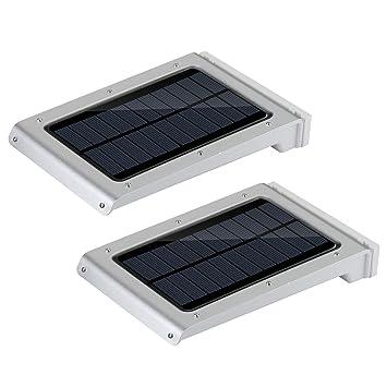 Solar Light, Nekteck 25 LED Wireless Super Bright Powered Motion Sensor  Light Street Light,