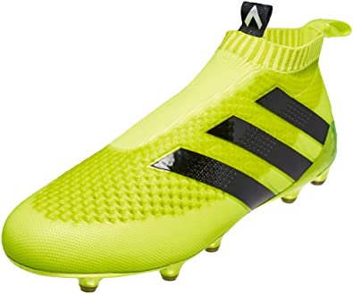the best attitude f0d47 56f65 adidas Men's Ace 16+ Purecontrol Firm Ground Soccer Cleats