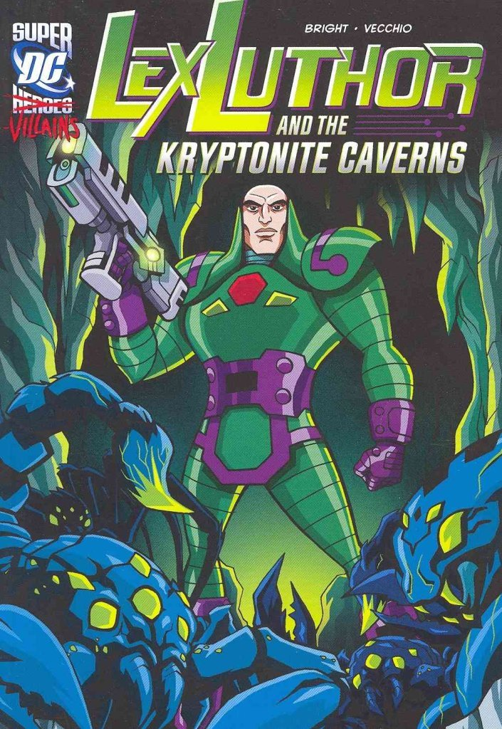 Download [(Lex Luthor and the Kryptonite Caverns )] [Author: J E Bright] [Jan-2012] ebook