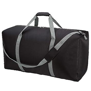 Amazon.com: Bolsa de viaje plegable de 120 L extra grande ...