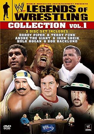 Amazon.co.jp | WWE レジェンド...