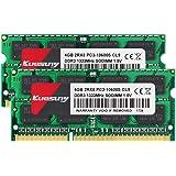 Kuesuny 8GB Kit (2 x 4GB) DDR3 1333MHz RAM for MacBook Pro (Early/Late 2011), iMac (Mid 2010, Mid/Late 2011), Mac Mini (Mid 2