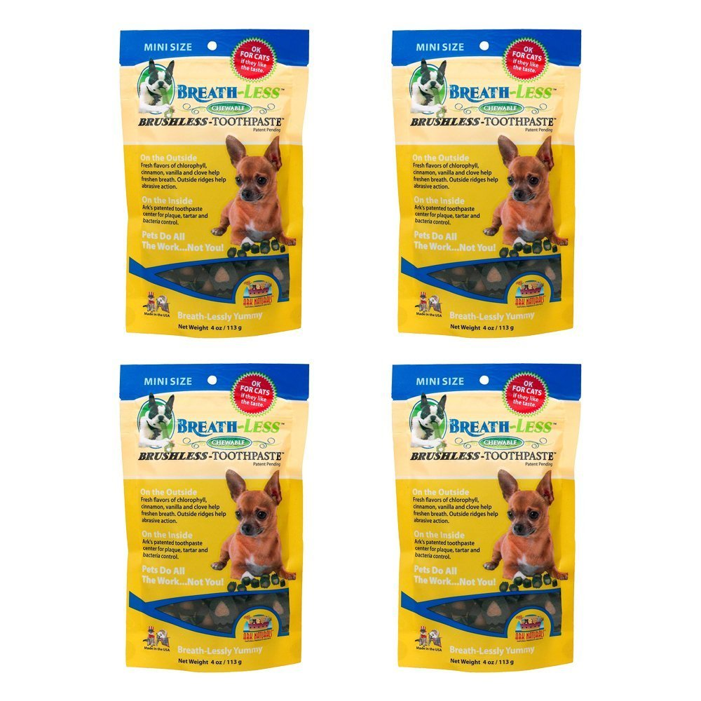 4OZ Toothpaste Chew by Ark Naturals (Gulf Coast Nutritionals)