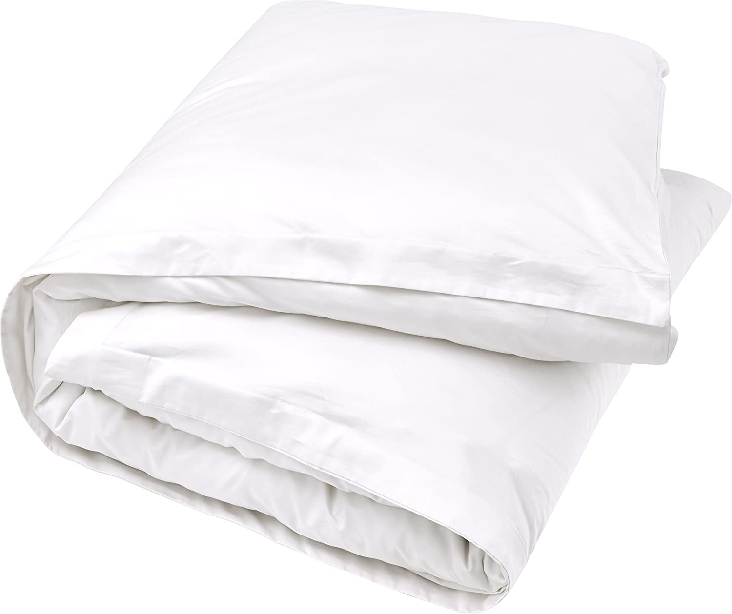 NEW Sheridan Classic Percale 300 Thread Count Double Sheet Set Snow White
