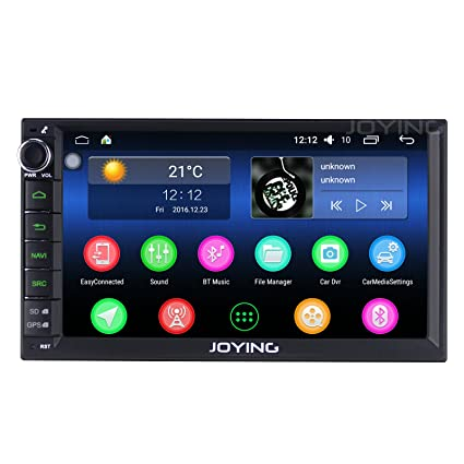 28f5898e73743 Amazon.com  JOYING 7 Car Stereo 2GB 32GB Android 6.0 Head Unit Double Din   Car Electronics