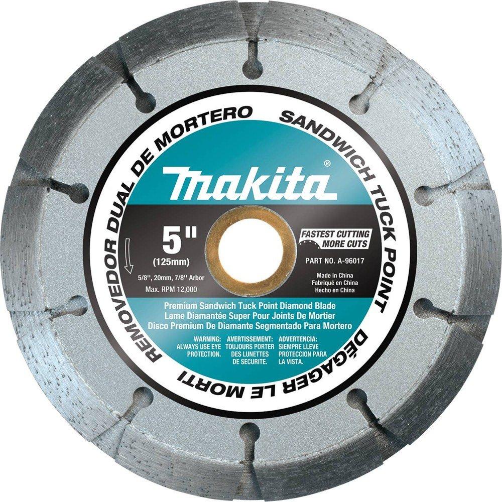 Disco de Diamante MAKITA A-96017 punta doble para emparedado 5 pulg.