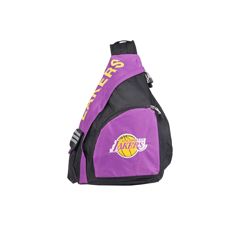 Officially Licensed NBA Los Angeles Lakers Leadoff Slingbag