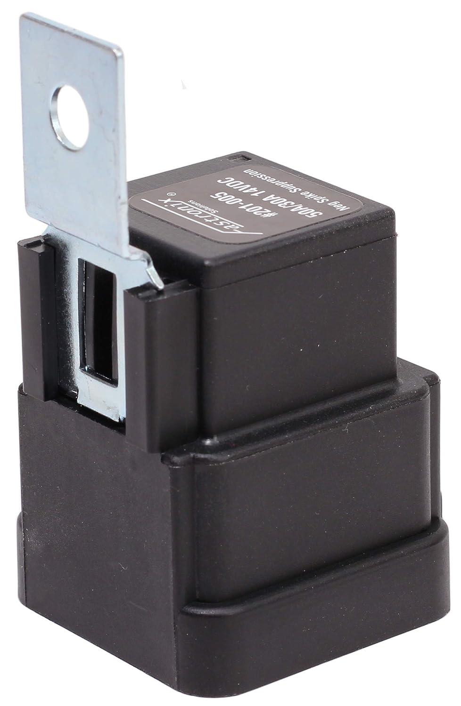 Fastronix 50//30 Amp Weatherproof Automotive Relay and Socket Kit Free Shipping