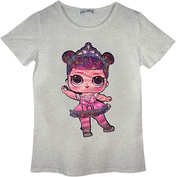 American Girl Doll Graphic Fashion Tee T-shirt Dog Top Clothes