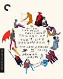 Trilogy of Life Blu-ray the criterion collection