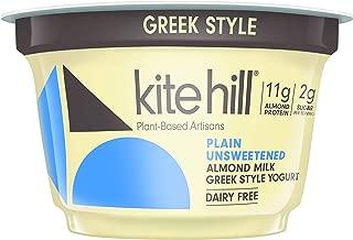 product image for Kite Hill Plain Unsweetened Greek Style Almond Milk Yogurt, 5.3 Oz