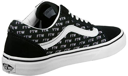 Vans Active Old Skool Sayings Black Active VA38G1MQD