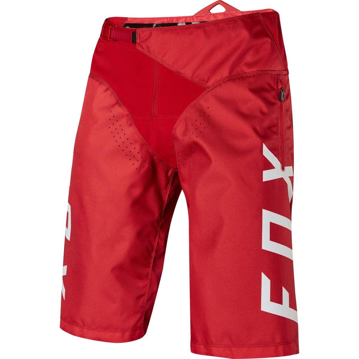 Fox Racing Demo DH Short - Men's Bright Red, 34
