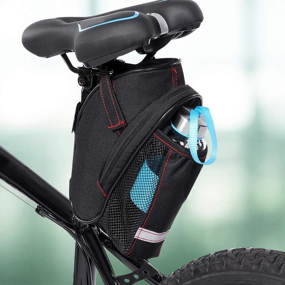 BTR Impermeable Alforja Bolsa Trasera para Sill/ín de Bicicleta