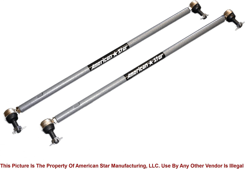 American Star 4130 Chromoly Tie Rod Upgrade Kit 2014 Arctic Cat 500 TRV