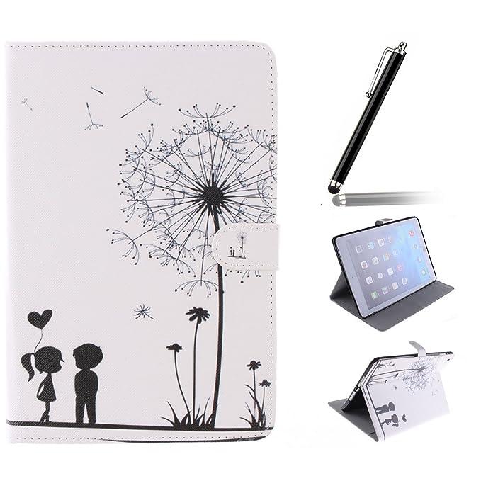 6 opinioni per Ipad Mini Wallet Cover, Ipad Mini Flip Leather Case Back Cover,Ukayfe Stand