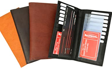 Checkbook Holder Wallet at Amazon Mens Clothing store: Mens Checkbook Wallet By Visconti