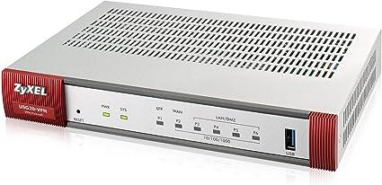 ZyXEL ZYWALL Firewall VPN 350 Mbps, Recomendado para un máximo de ...
