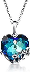 GuqiGuli Sterling Silver Diamond Accent Pendant Necklace, 18''
