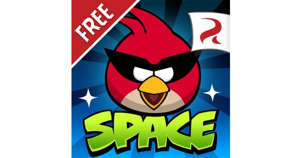 Amazoncom Angry Birds Space Free Appstore For Android - Famous logos redesigned as angry birds characters