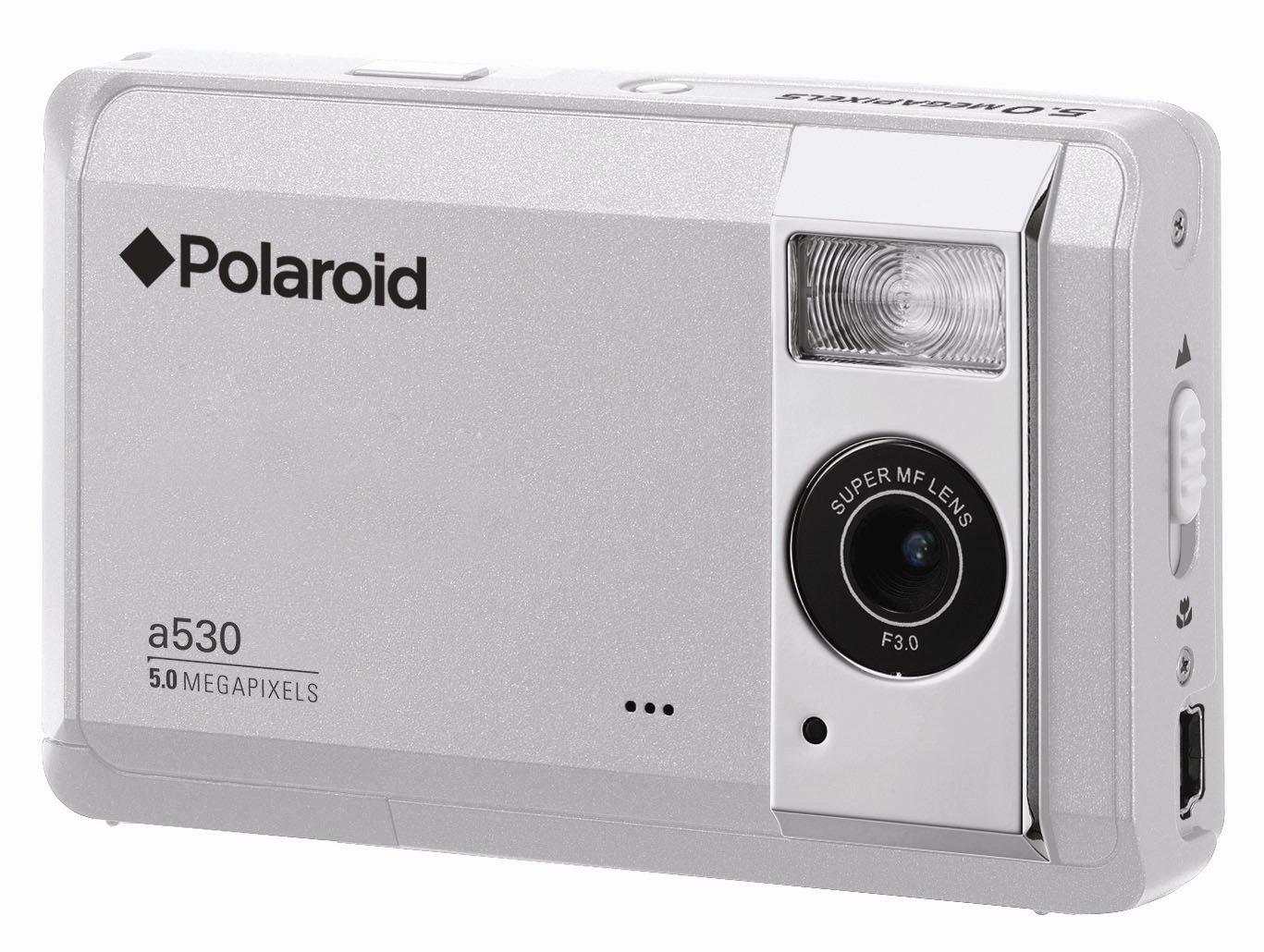 Amazon.com : Polaroid a530 5.0 Megapixel Digital Camera with 2.5-Inch LCD  Display : Kid Digital Camera Video : Camera & Photo
