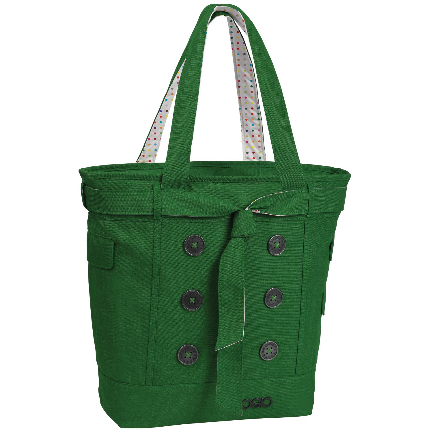 OGIO Hamptons Tote, Large, Emerald by OGIO