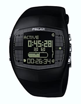 Polar FA20 - Reloj para actividades cotidianas negro negro: Amazon.es: Deportes y aire libre