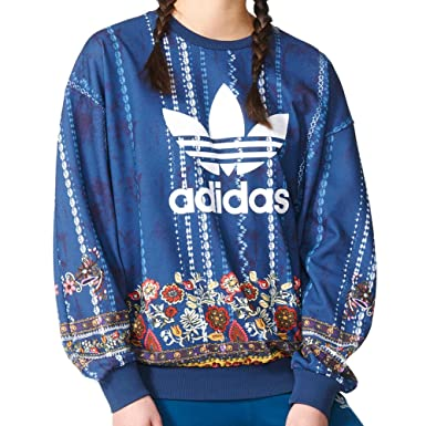 d1e55d2772eb adidas Women Originals Cirandeira Sweater  AY6904 (XS)  Amazon.co.uk ...