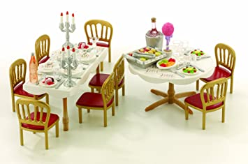 Sylvanian Families Wedding Furniture Set
