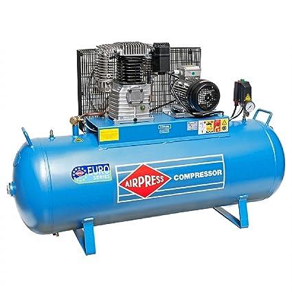 Impresión Aire – Compresor 4 PS/300 litros/15 bar tipo K300 – 600