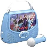Frozen II Disney Sing Along Boombox Connect MP3, Microphone