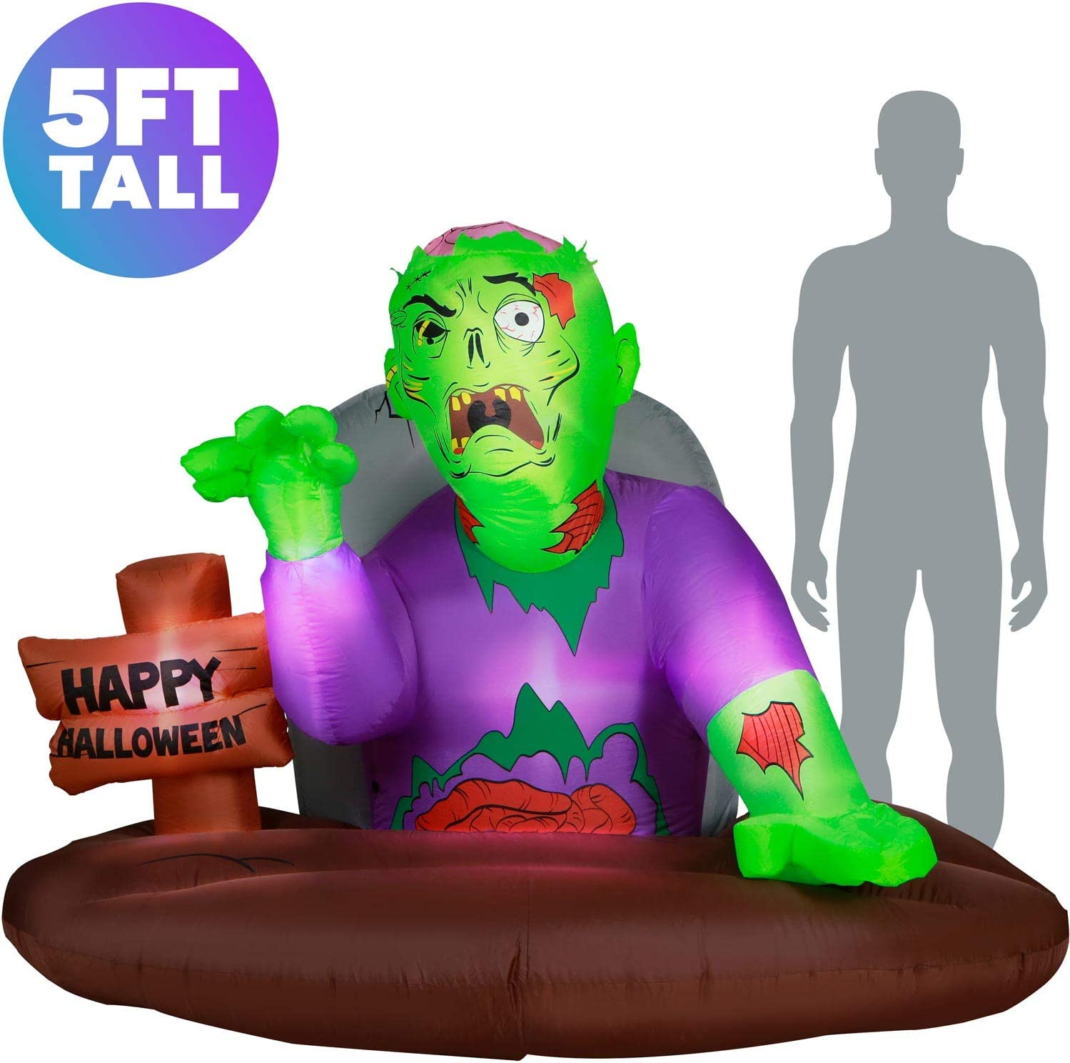 Zombie Outdoor Inflatables