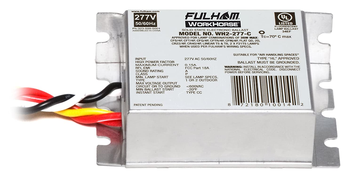 fulham electric wh 2 120c wiring diagram fulham automotive ballast diagram wiring workhorse wh2 277c ballast automotive