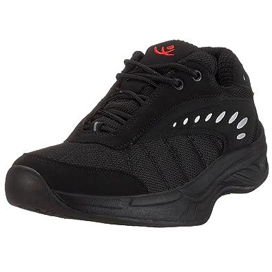 Chung Shi Comfort Step Sport schwarz Damen 9100275-5,0, Damen Sportschuhe - Walking, schwarz, (black), EU 38, (US 7), (UK 5)