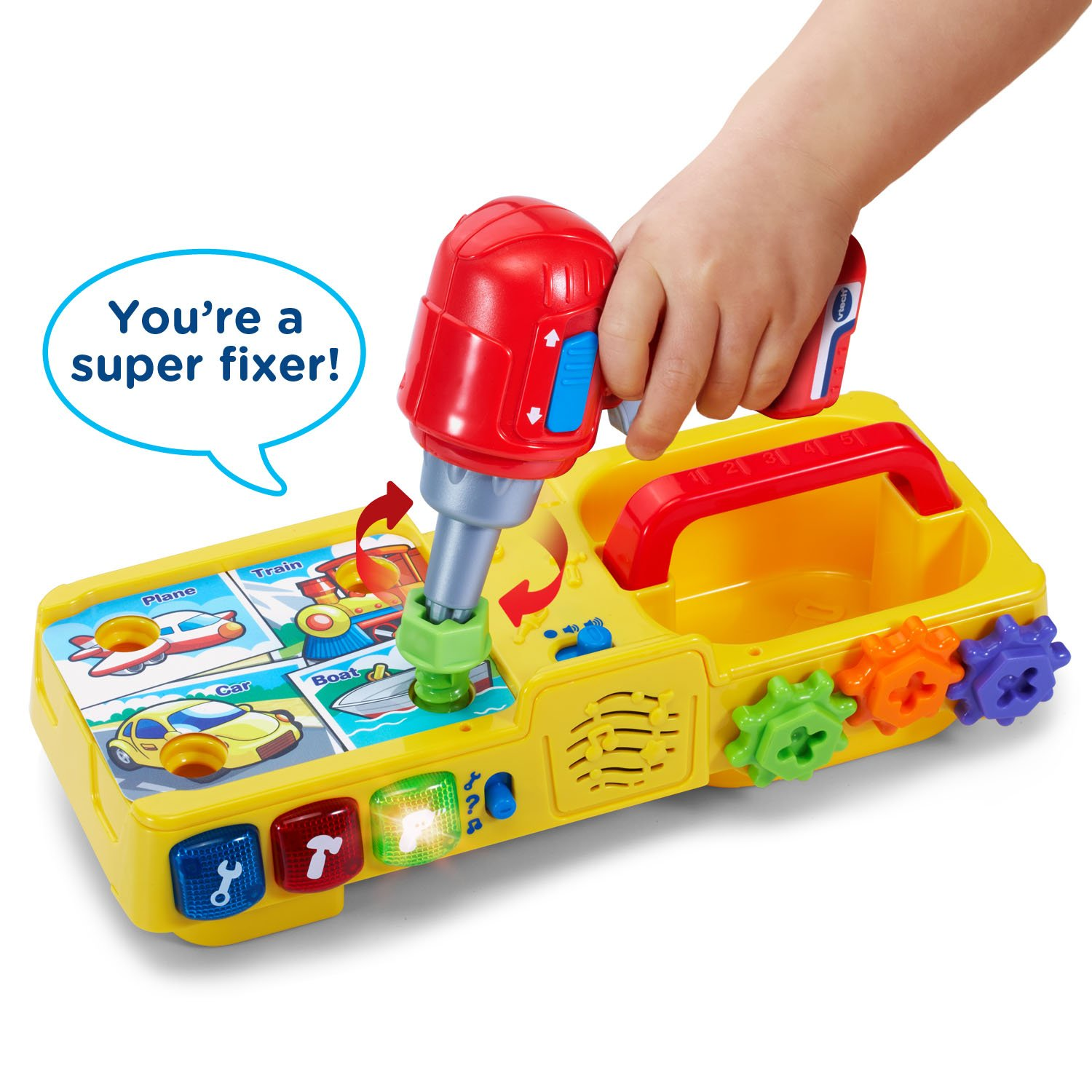 VTech Drill & Learn Toolbox by VTech (Image #9)