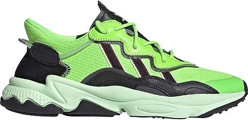 adidas verde fluo