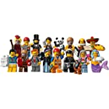 71004 LEGO Minifigures Series 12 The LEGO Movie - Complete Set of 16