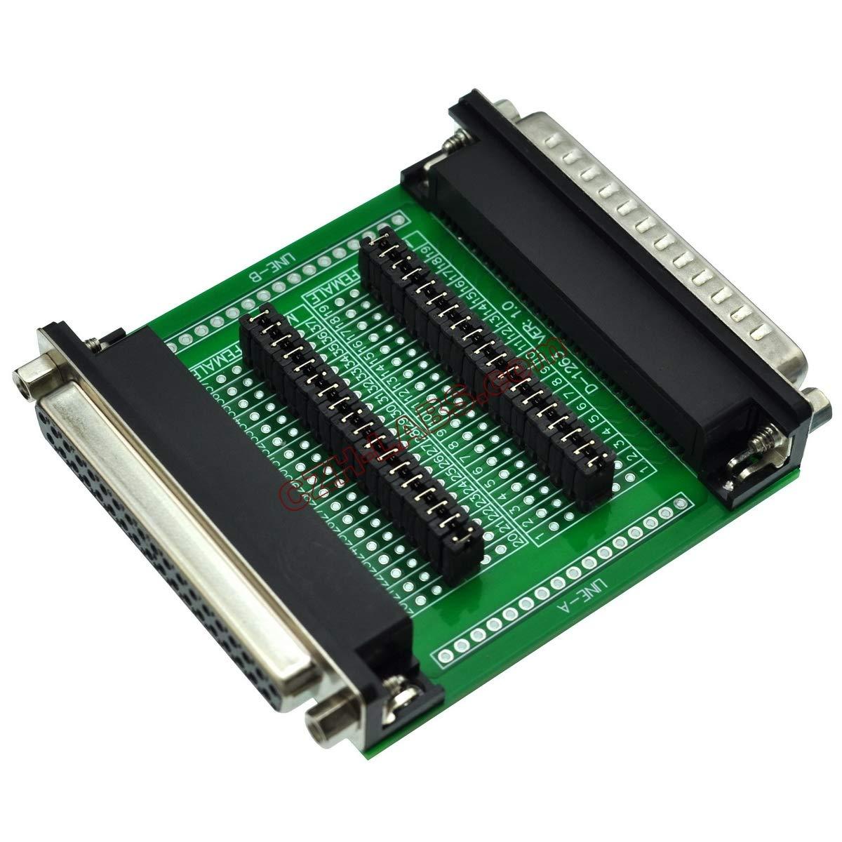 DSUB DB37 Stecker auf Buchse. CZH-LABS D-Sub DB37 Diagnose-Test Breakout Board
