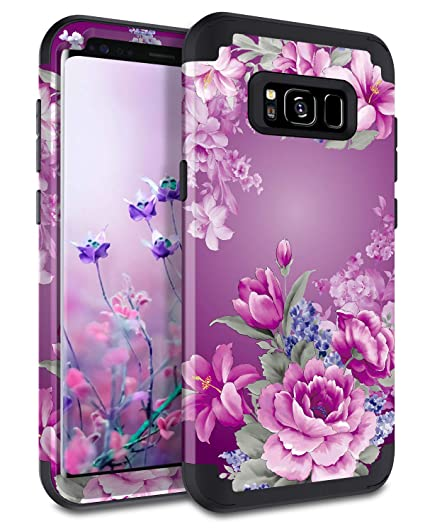 galaxy s8 plus case purple
