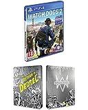 Watch_Dogs 2 + Steelbook Esclusiva Amazon - PlayStation 4