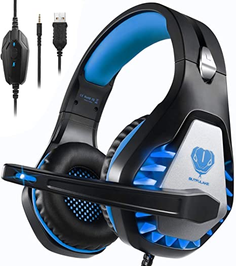 Gaming Headset Mic for Xbox One PS4 PC