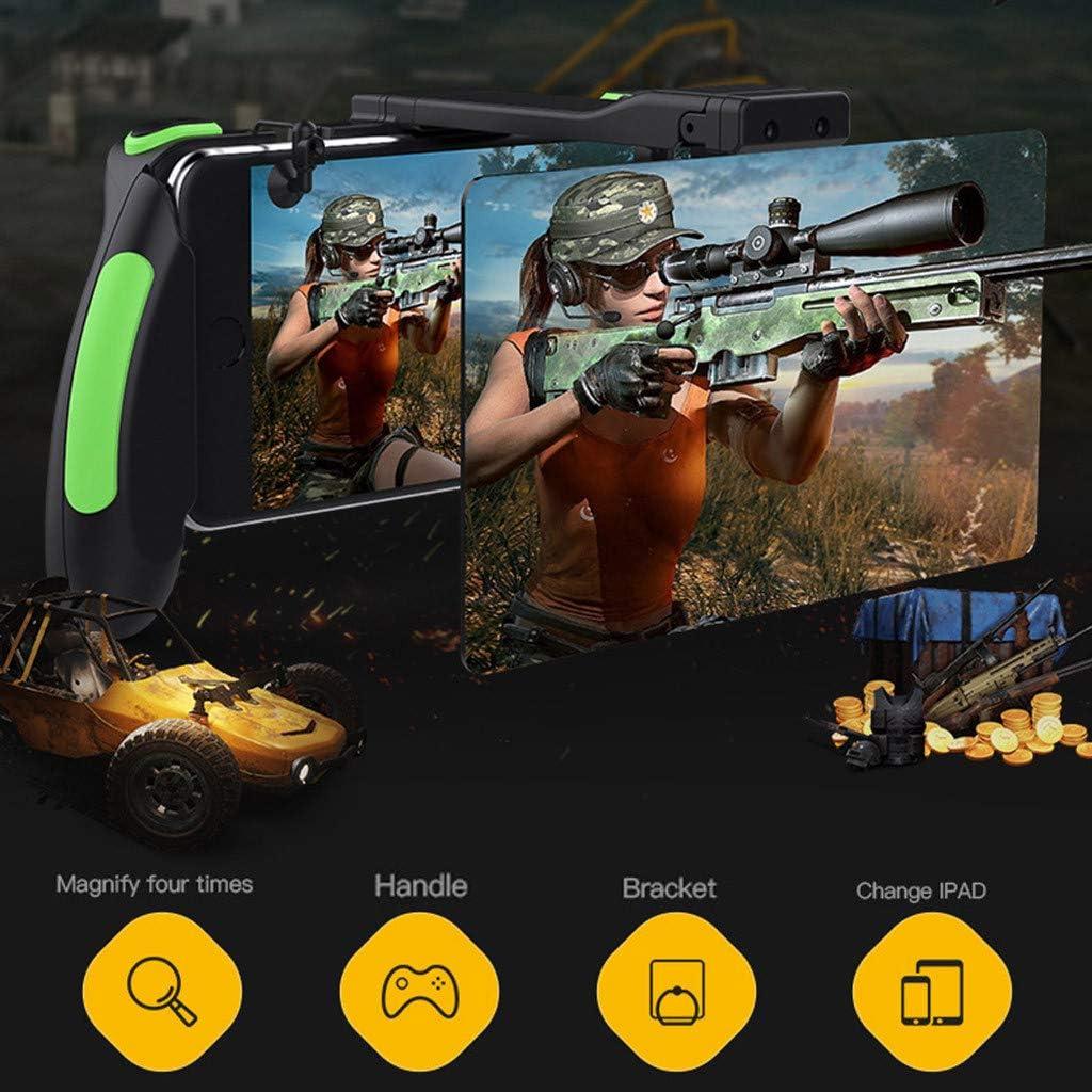 ❤️Jonerytime❤️Halloween Mobile Phone HD Projection Bracket Shooting Game Controller Mobile Design Hand