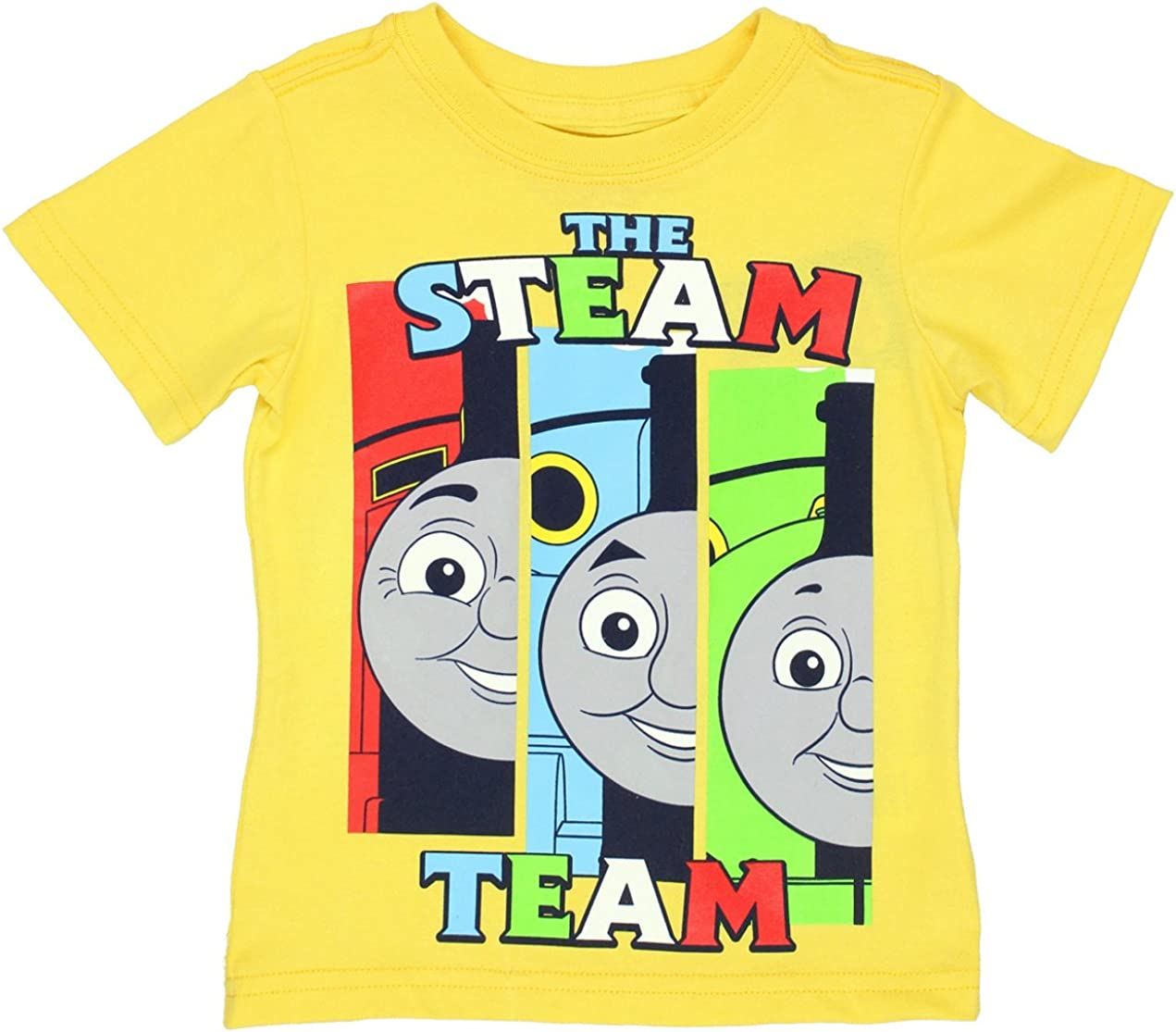 Hit Entertainment Thomas The Train & Friends Toddler Boys Short Sleeve Tee