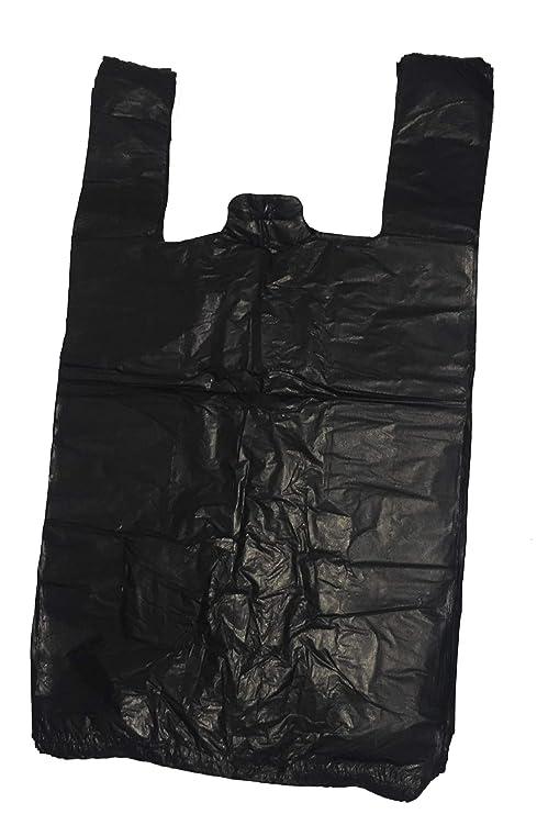 Tezraftaar® Bolsas de plástico para chaleco de 18 MU ...
