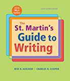 St. Martin's Guide to Writing Short Edition with 2016 MLA Update