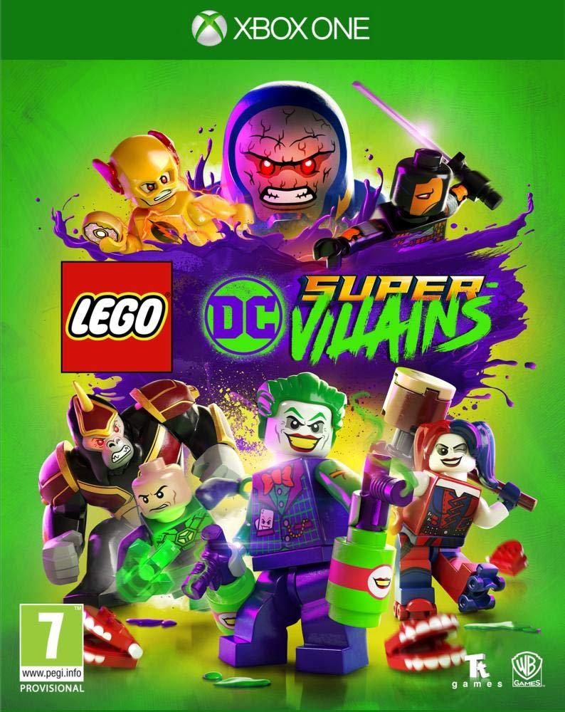 LEGO DC Super-Vilains – Xbox One |